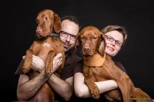 A nagy családi fénykép - Mi és a fiúk, Füge és Oszkár