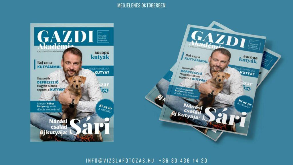 Gazdi Akadémia  magazin NánásiPál